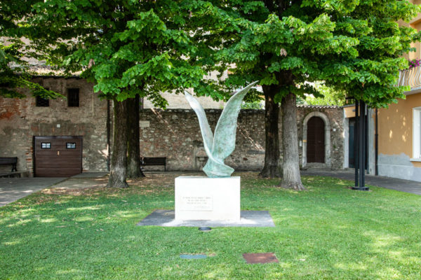 Monumento all'Aviatore - Salò