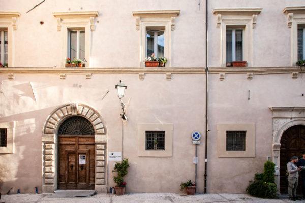 Palazzo Lucarini di Trevi