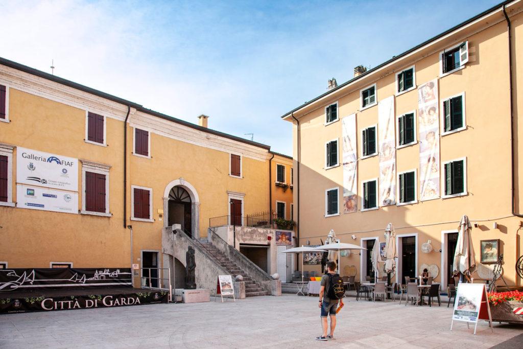 Palazzo Pincini Carlotti a Garda