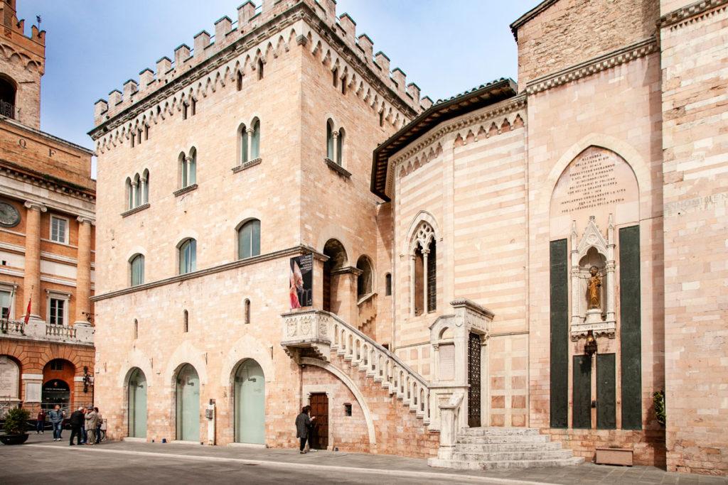 Palazzo dei Canonici di Foligno