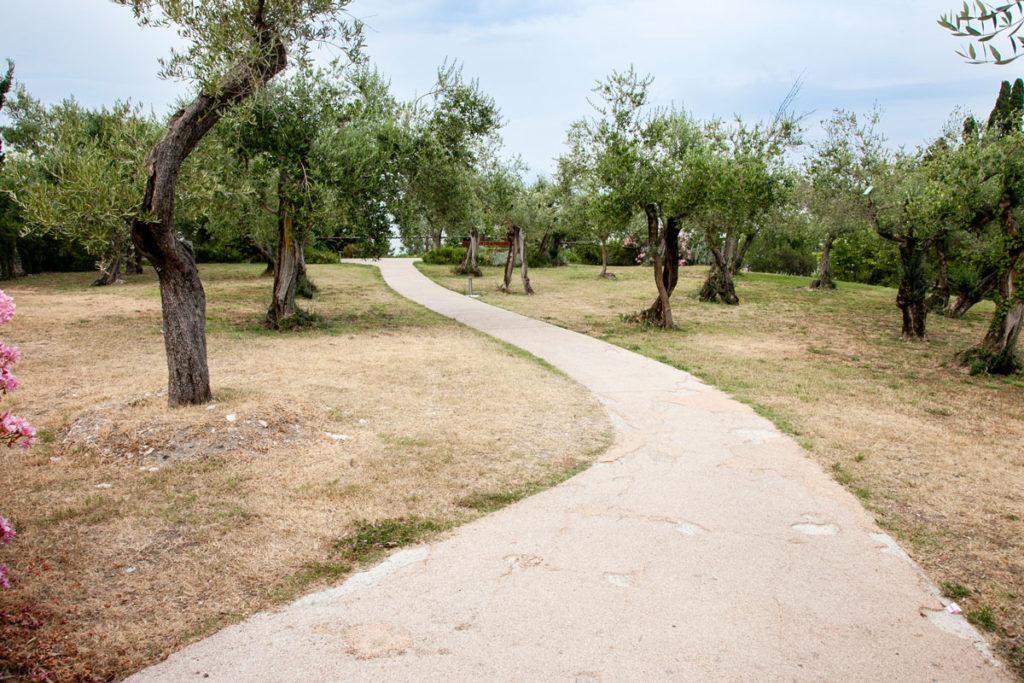 Parco pubblico Tomelleri - Sirmione