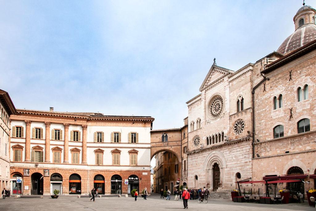 Piazza della Repubblica - Foligno