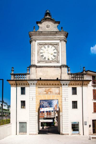 Porta dell'Orologio di Salò