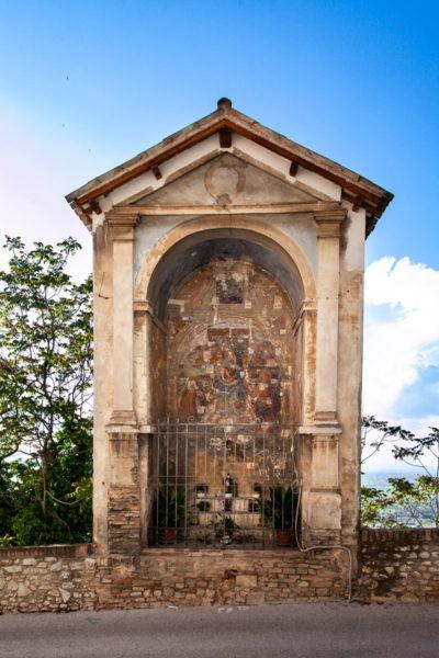 Santa Reparata - Vecchia chiesa di Trevi