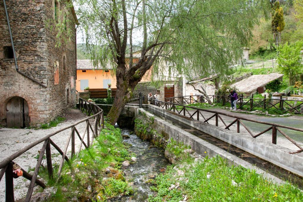 Scorci di Rasiglia - la venezia dell'Umbria