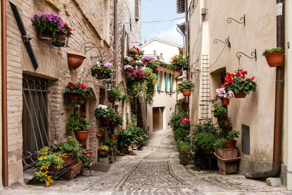 Spello borgo dei fiori - Cosa Vedere