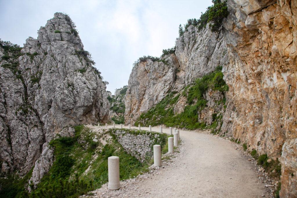 Strada degli Scarubbi - MTB e Trekking in Veneto