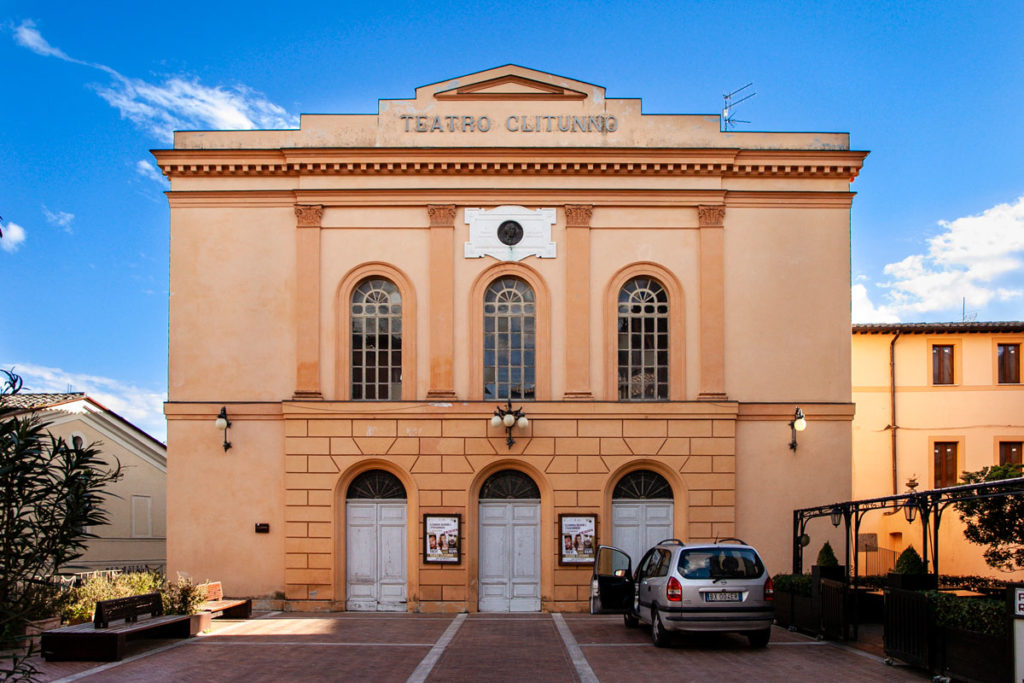 Teatro Clitunno di Trevi