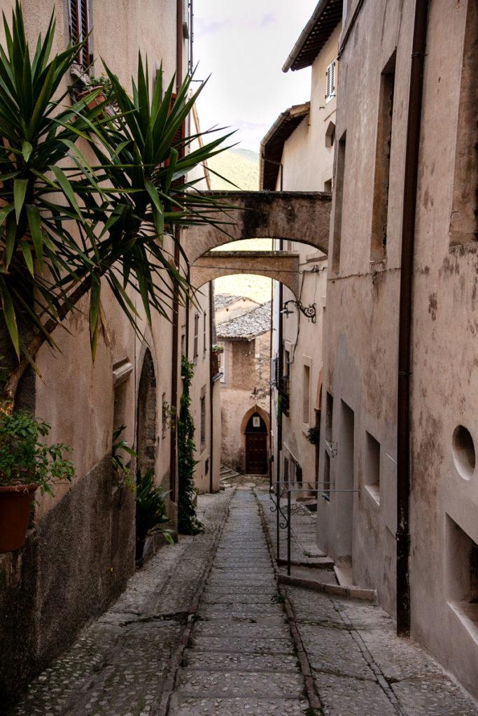 Via del Palazzo Natalucci