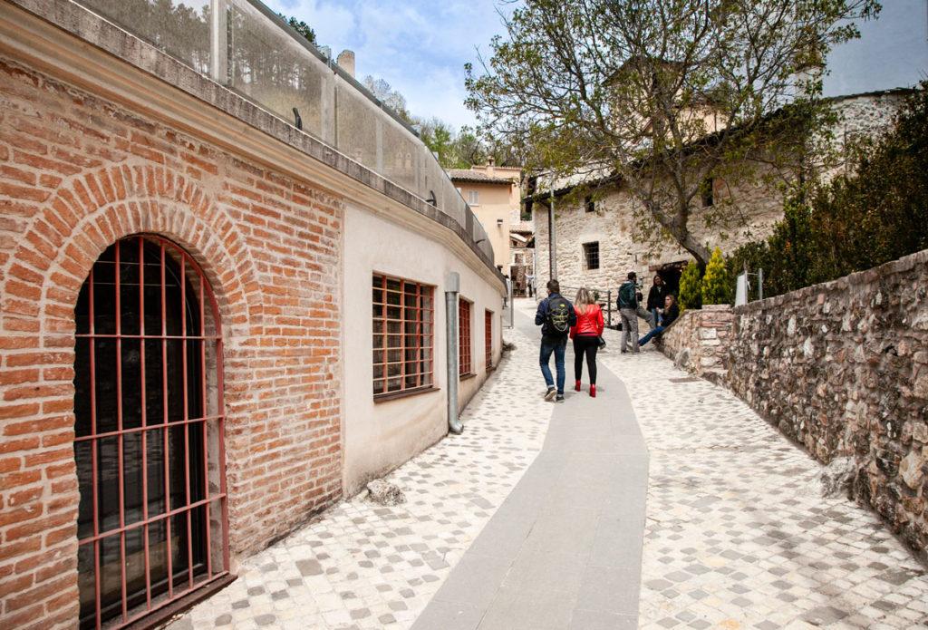 Vicoli del centro storico - Cosa vedere a Rasiglia