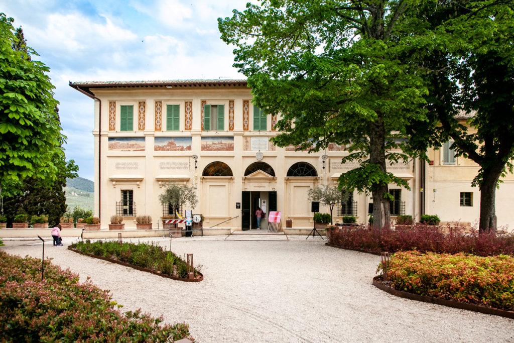Villa Fabri a Trevi