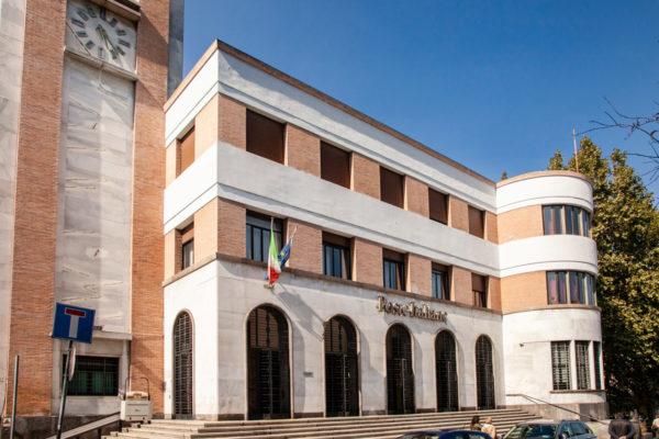 Architettura Fascista a Novara - Palazzo della Posta