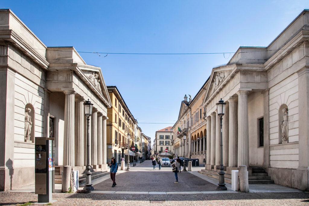 Bastioni della Barriera Albertina di Novara