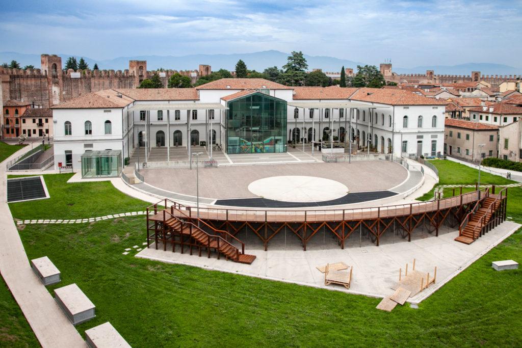 Campo della Marta e il suo anfiteatro
