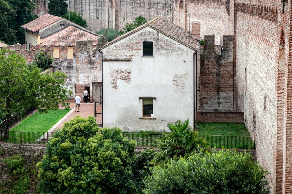 Casa del Capitano di Cittadella - Sede dello IAT