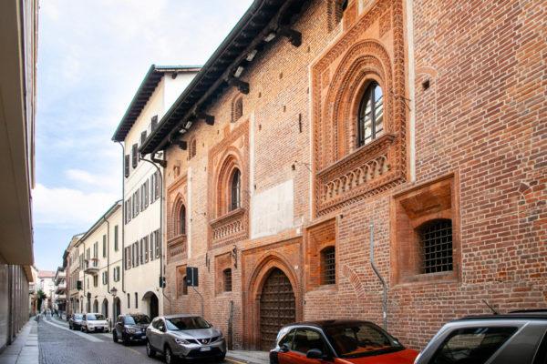 Casa della Porta - Palazzo medievale di Novara