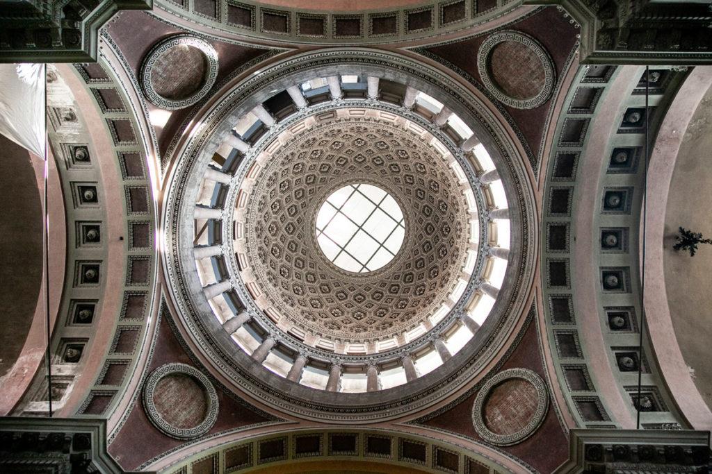 Cupola Antonelliana della Basilica di San Gaudenzio di Novara