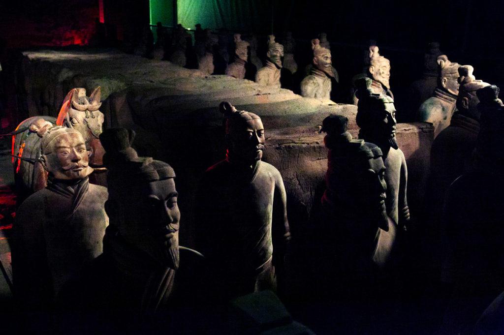 Esercito di Terracotta in mostra a Milano