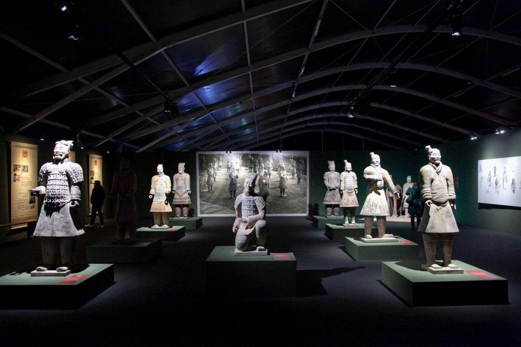 I guerrieri di Terracotta - Ritrovamenti dell'Antica Cina