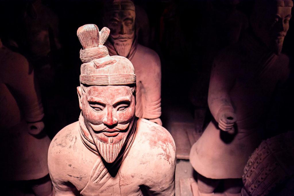 Imperatore Qin Shi Huangdi - Storia dell'Antica Cina