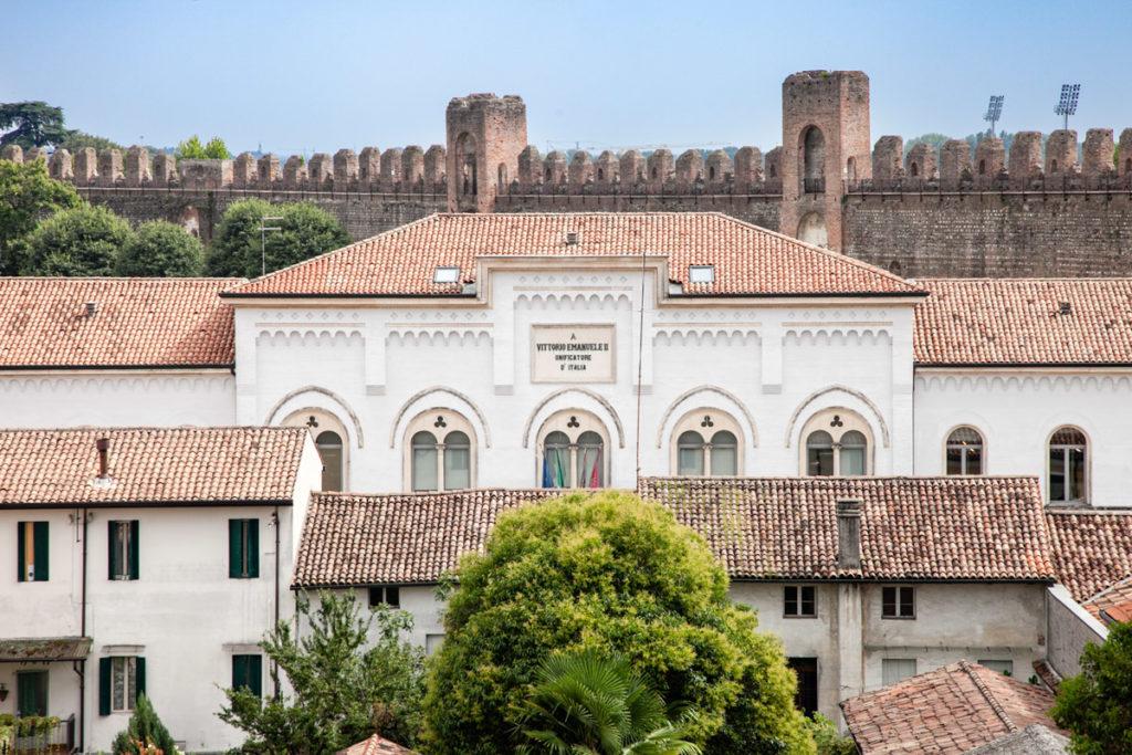 Municipio di Cittadella Visto dalle Mura