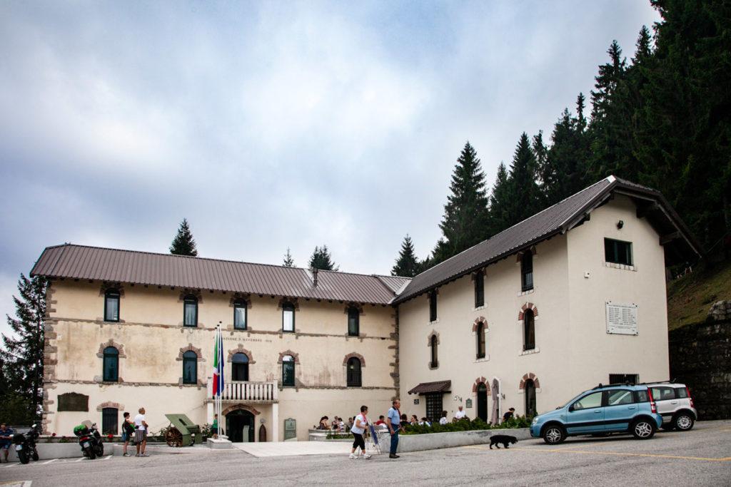 Museo della Prima Armata - Ossario del Pasubio