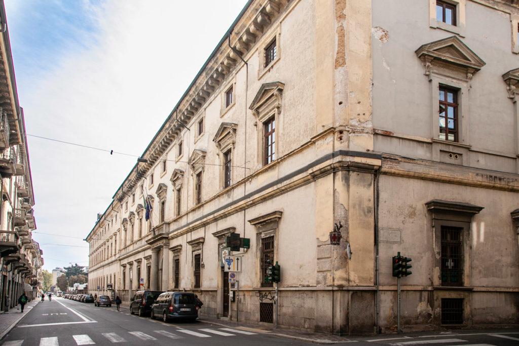Ospedale Maggiore di Novara - Esterni