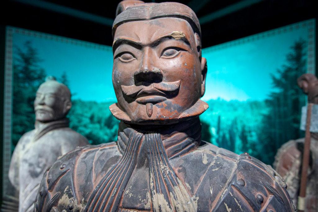 Ottava meraviglia del Mondo - Statue Esercito di Terracotta
