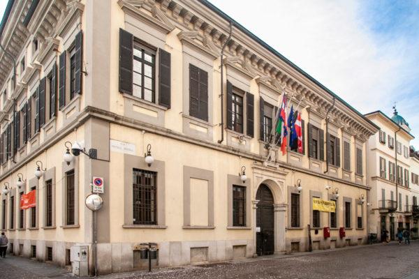 Palazzo Cabrino - Municipio di Novara