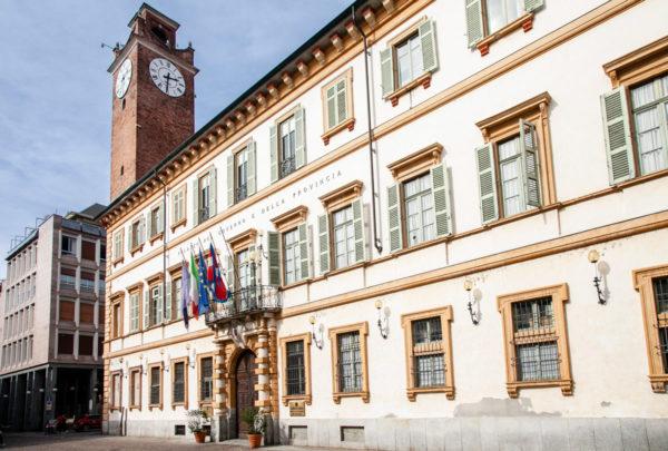 Palazzo Natta Isola di Novara - Provincia e Prefettura cittadina