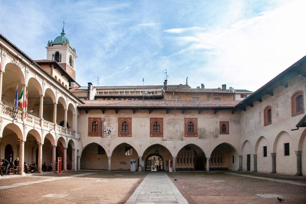 Palazzo del Podestà di Novara - Broletto