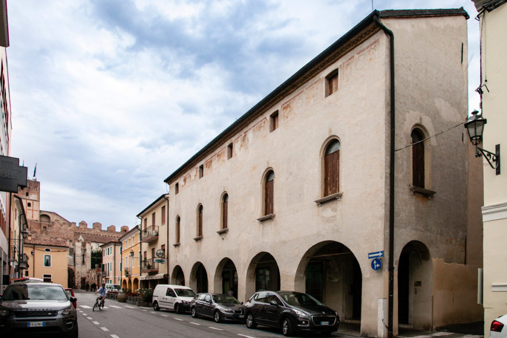 Palazzo della Podesteria di Fuori di Cittadella
