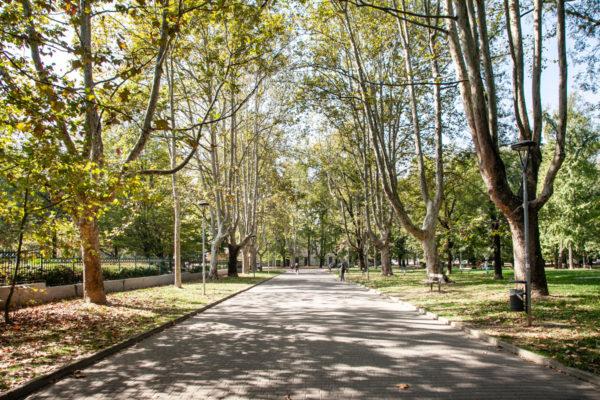 Parco dell'Allea - Il Parco del Castello di Novara