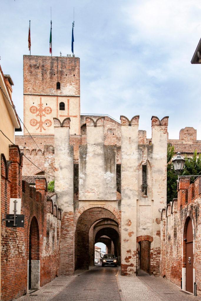 Porta Bassano - Vista Interna