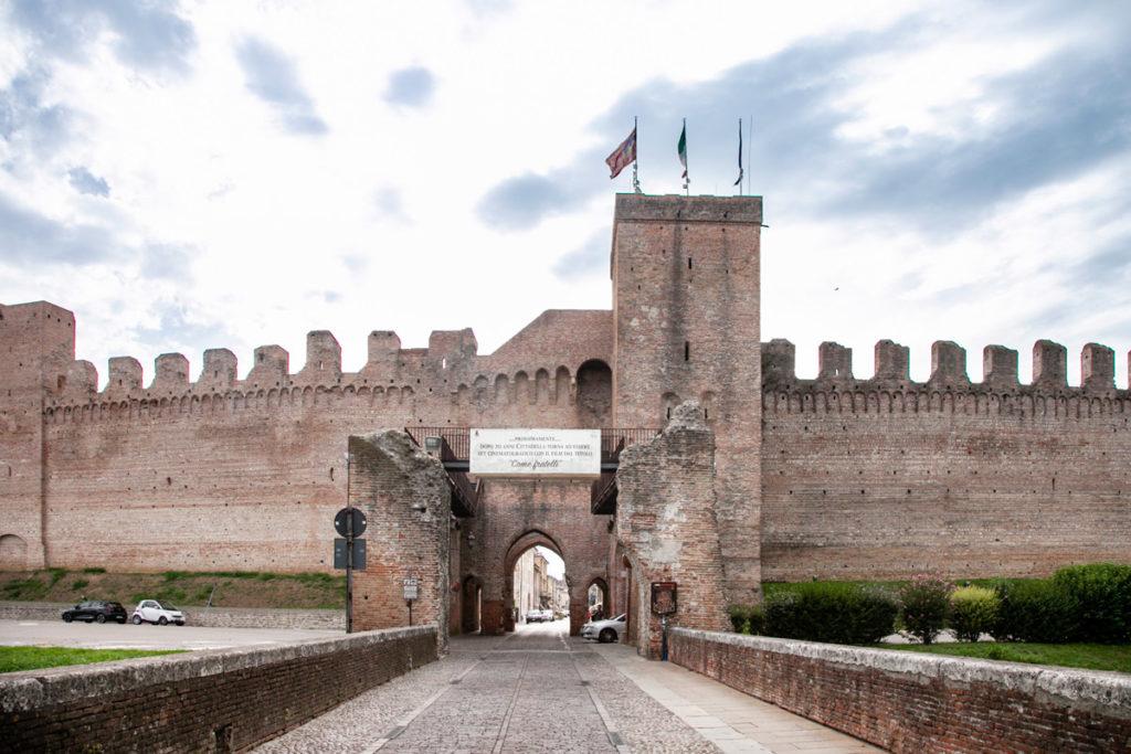Porta Treviso di Cittadella