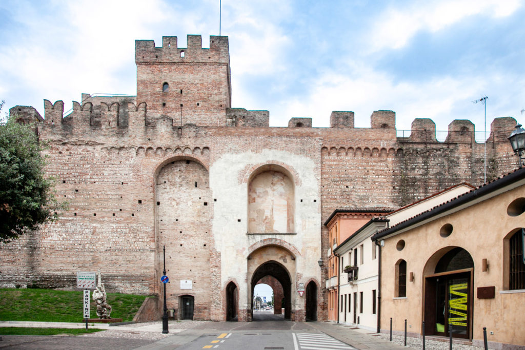 Porta Vicenza - Vista Interna