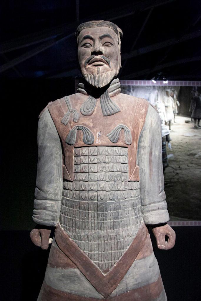 Ufficiale di Alto Rango - Guerrieri di Terracotta