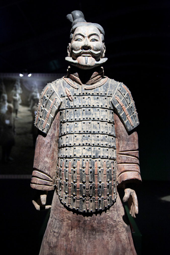 Ufficiale di Basso Rango - Guerrieri di Terracotta