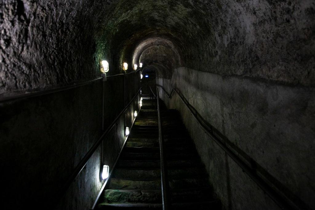 Accesso a Napoli Sotterranea - Cosa vedere a Napoli in 3 giorni