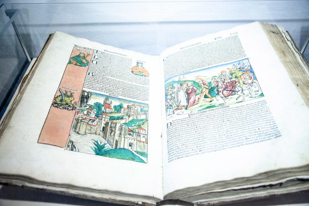 Albrecht Dürer - Xilografia ne La Cronaca di Norimberga (1493)