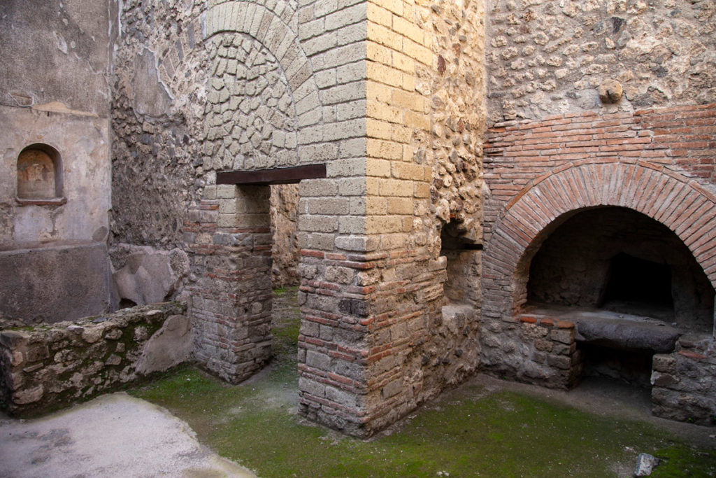 Antica casa di Pompei - Domus Sirici