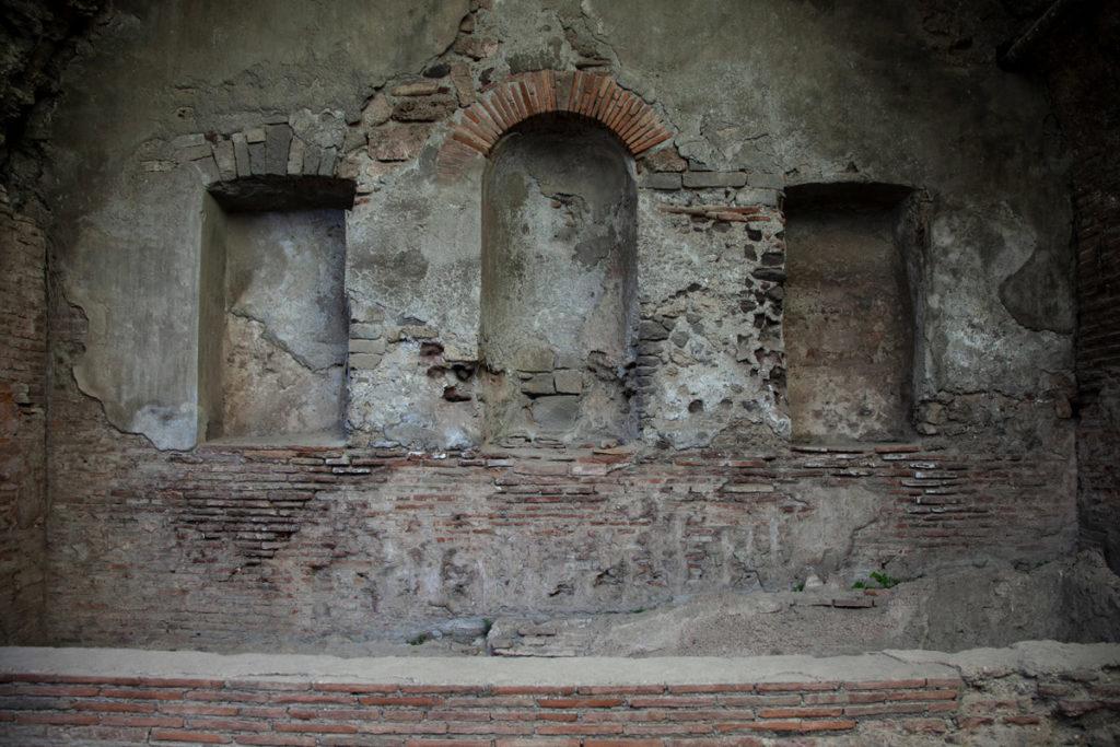 Antiche terme di Pompei - Terme Stabiane