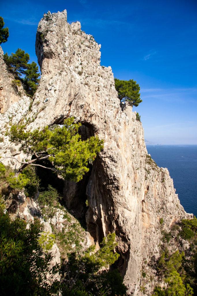 Arco Naturale - Roccia scavata dagli agenti atmosferici