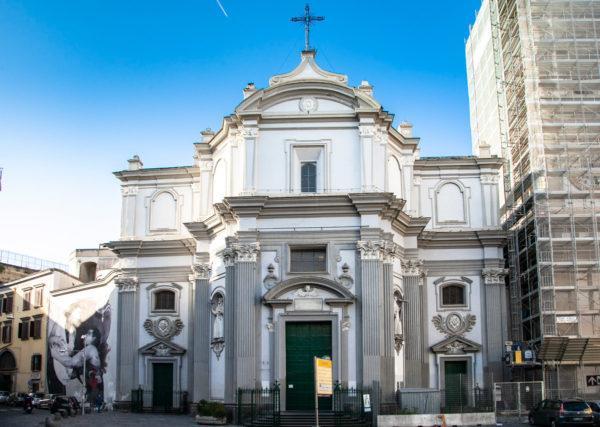 Basilica di Santa Maria della Sanità con Catacombe di San Gaudioso