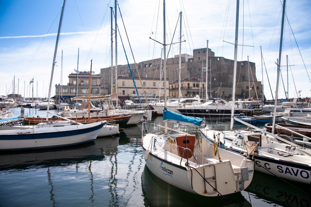 Borgo Marinari e Castel dell'Ovo