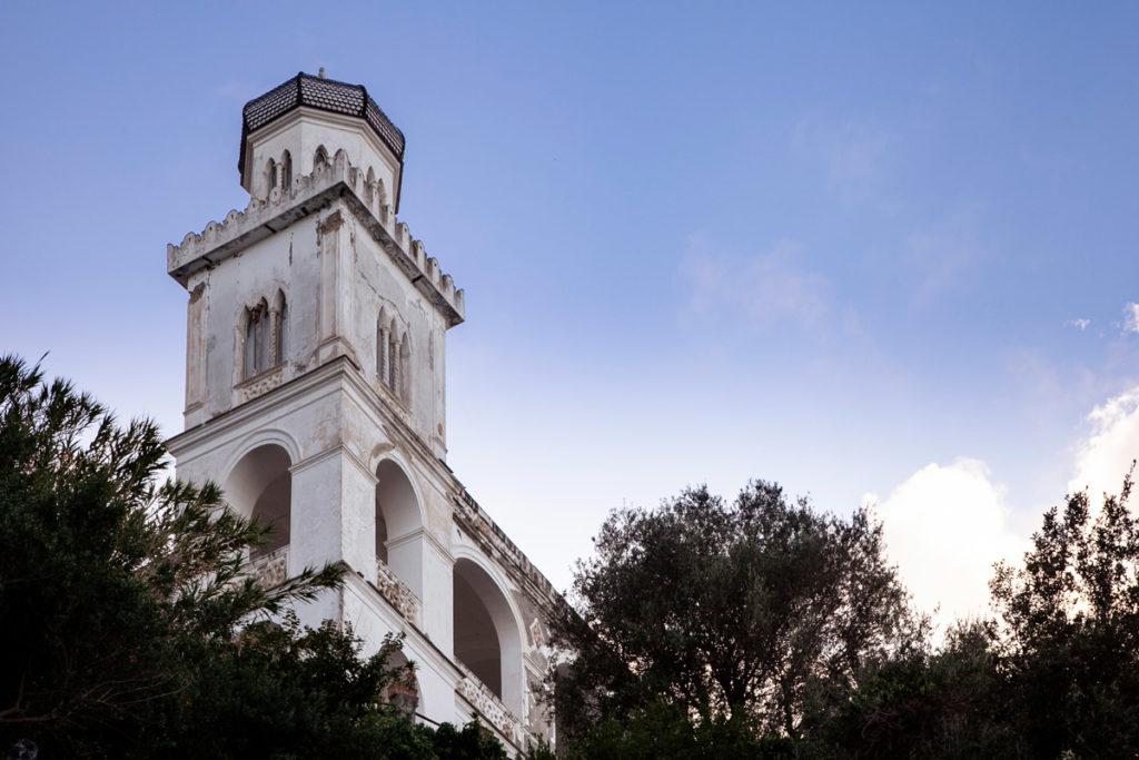 Campanile della Chiesa di San Costanzo a Capri