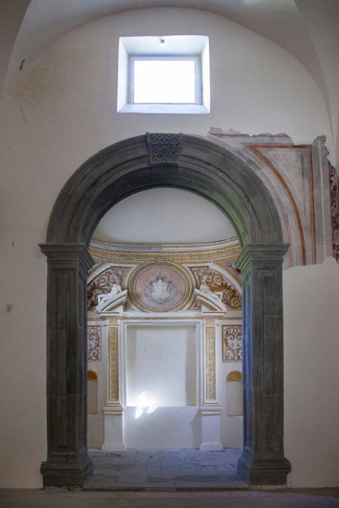 Cappella laterale della Chiesa