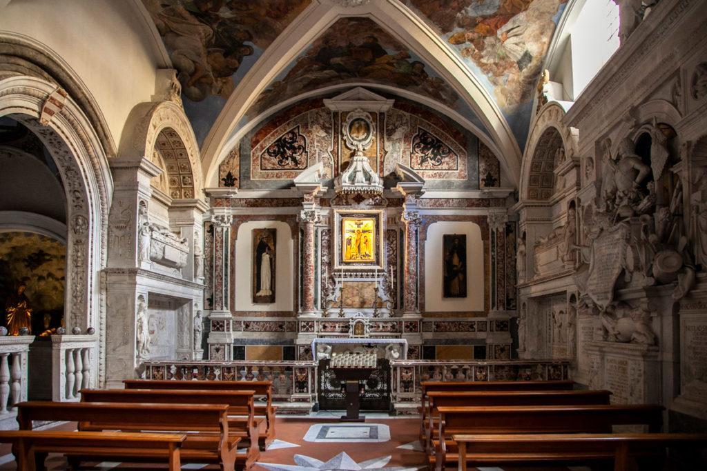 Cappellone del Crocifisso della Chiesa di San Domenico Maggiore