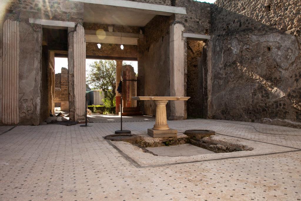Casa del frutteto di Pompei