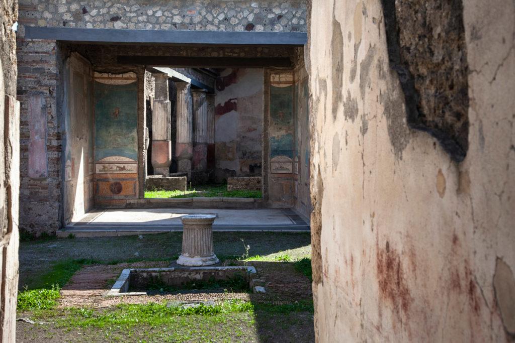 Casa della Caccia Antica